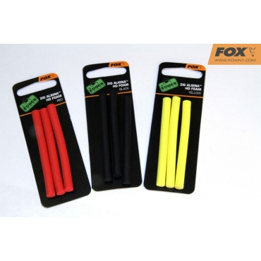 Fox Zig Aligna Foam Red