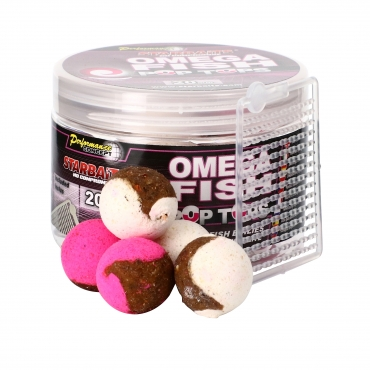 Starbaits Omega Fish 20mm Pop-Tops