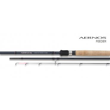 Shimano Aernos Precision Feeder 12ft C.w.90g
